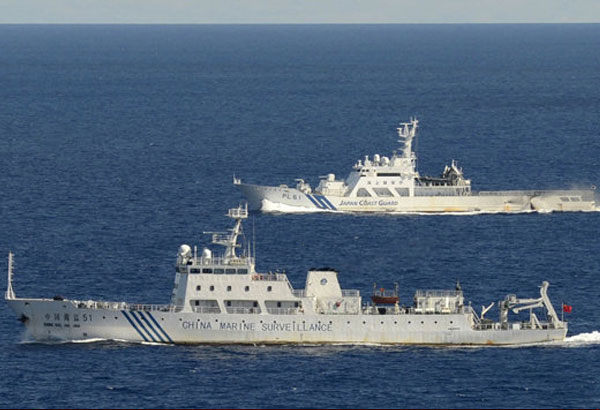 Chinese-Navy-Ships