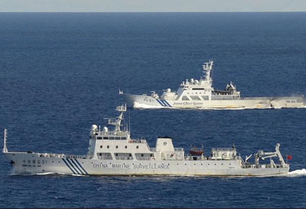 Chinese-Navy-Ships