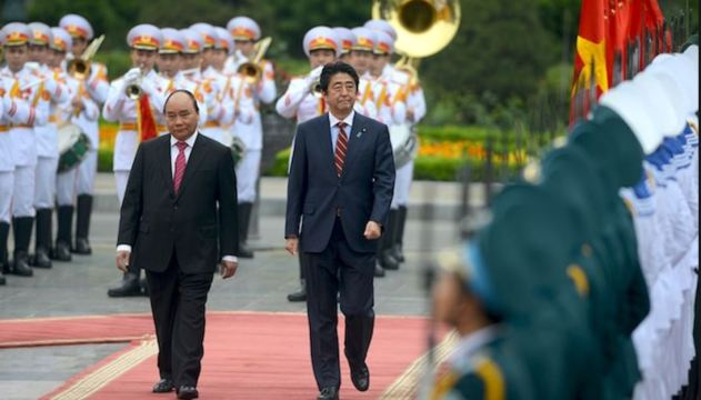 The Strategic Significance of Vietnam-Japan Ties