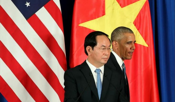 Obama's Visit to Vietnam Gave Many Important Immediate and Long-termOutcomes